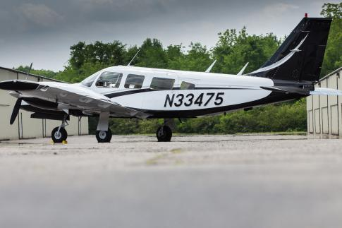 1974 Piper PA-34 Seneca II for Sale in Murfreesboro, Tennessee, United States (KMBT)