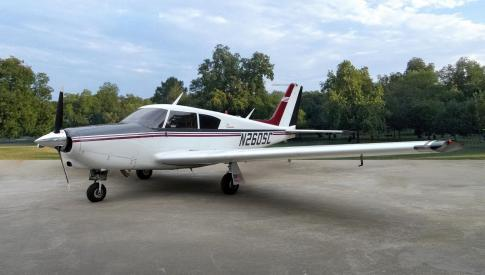 1964 Piper PA-24-250 Comanche for Sale/ Wet Lease/ Damp Lease/ Position in United States