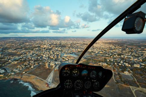 1994 Robinson R-44 Astro for Sale in Paphos, Paphos, Cyprus (zzzz)