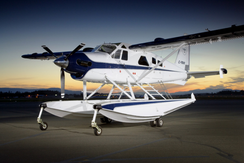 1964 de Havilland DHC-2 Mk.III Beaver for Sale in Grande Prairie, Alberta, Canada (CYQU)