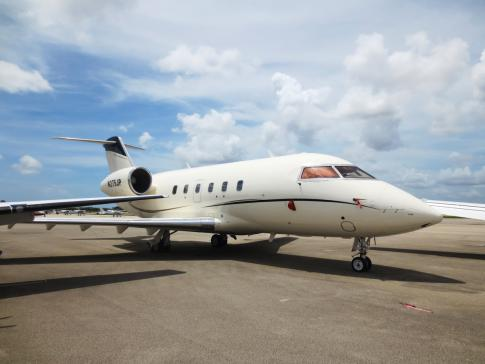 1981 Bombardier CL-600 Challenger 600 for Sale in Fort Lauderdale, Florida, United States