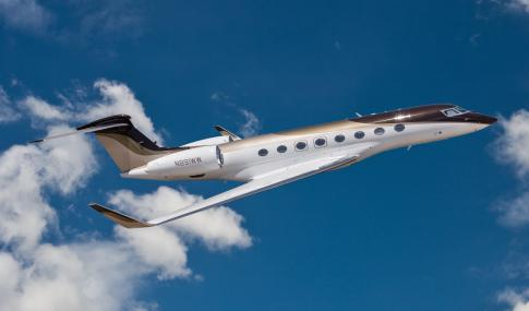 2016 Gulfstream G650 for Sale in Canada