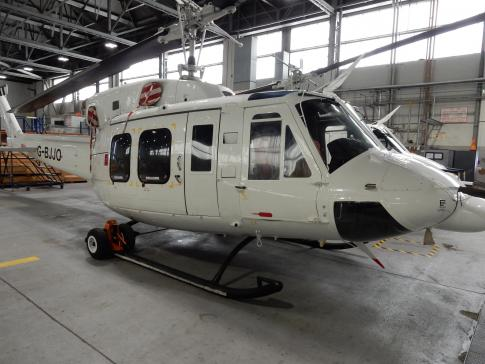 1980 Bell 212 for Sale in United Kingdom