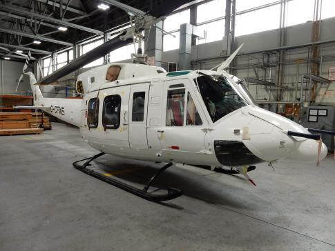 1979 Bell 212 for Sale in United Kingdom