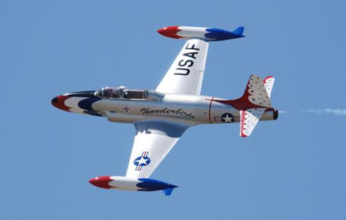 1952 Lockheed T-33 Silver Star (T-Bird) for Sale in Colorado, United States