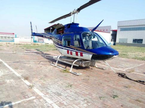 1995 Bell 206B3 JetRanger III for Sale in China
