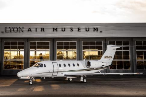 1987 Cessna 650 Citation III for Sale in Santa Ana, California, United States (SNA)