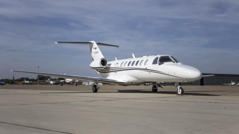 2008 Cessna 525 Citation CJ3 for Sale in Germany