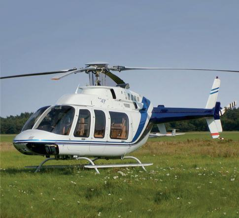 1998 Bell 407 for Sale in Germany