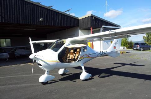 2012 Flight Design CTLS for Sale in Bad Hersfeld, Hessen, Germany (EDEN)