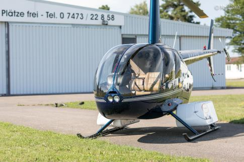 2007 Robinson R-44 Raven II for Sale in Germany