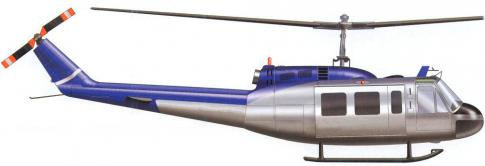 Parts for BELL 205A-1, 205-A1+, 205A-1++  Helicopters in United States