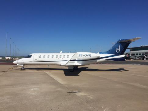 2002 Learjet 45 for Sale in Canada