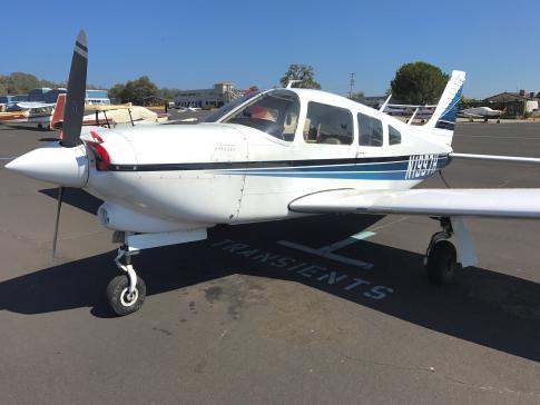 1977 Piper PA-28R-201T Arrow III for Sale in AUBURN, California, United States (KAUN)