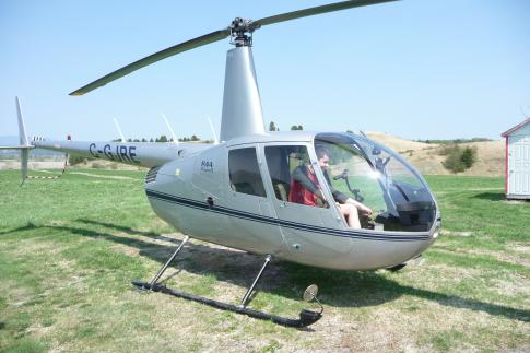 2006 Robinson R-44 Raven II for Sale in Quebec, Canada