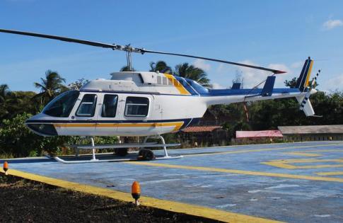 1991 Bell 206L3 LongRanger III for Sale in Brazil
