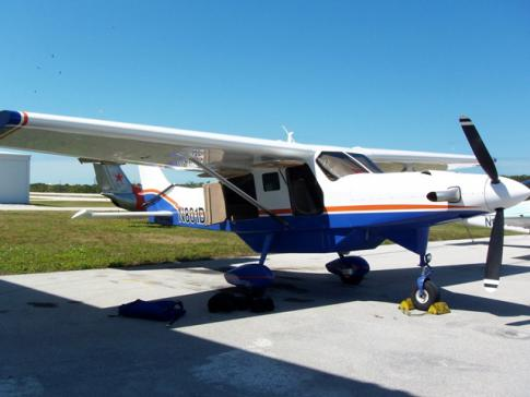 2007 Aerocomp Comp Air 8 for Sale in Marathon, Florida, United States (MTH)