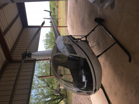 1998 Robinson R-22 Beta II for Sale in Texas, United States