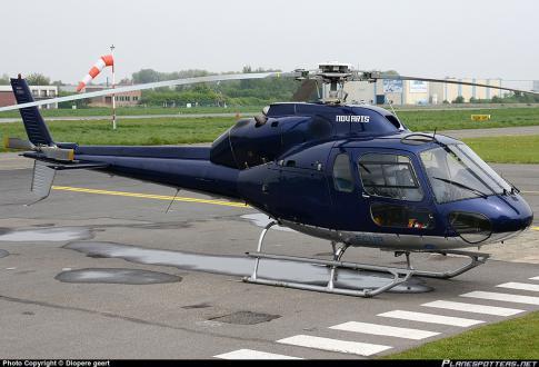 1985 Eurocopter AS 355F1 Ecureuil II for Sale in near Rimini, Italy
