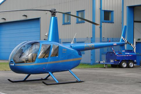 2007 Robinson R-44 Raven II for Sale in KIDDERMINSTER, United Kingdom