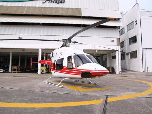 2000 Bell 427 for Auction in São Paulo, São Paulo, Brazil