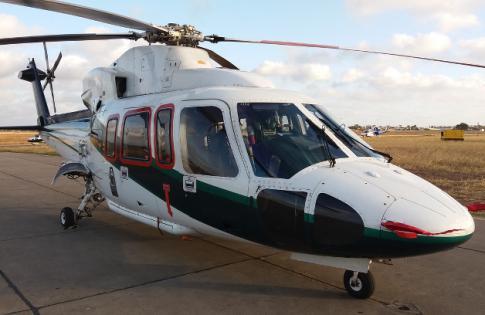 2008 Sikorsky S-76C++ for Sale in Brazil