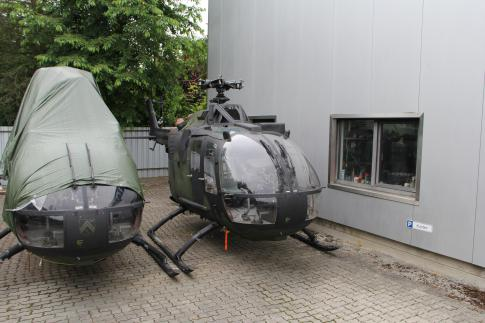 1980 Eurocopter Bo 105 for Sale in Germany