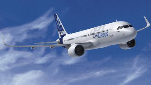 2017 Airbus A320 for Sale in United States