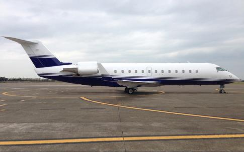 2007 Bombardier Challenger 850ER for Sale in Canada