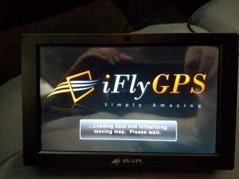 iFly 720 GPS in Palm Bay, Florida, United States (X59)