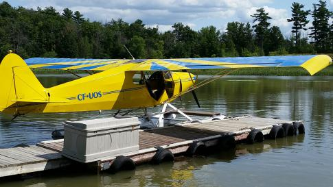 1946 Piper PA-12-150 Super Cruiser for Sale in Orleans, Ontario, Canada (CYRO)