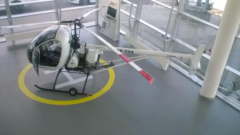 Brand New Helicopter For Sale in Warsaw, Poland (WAW)