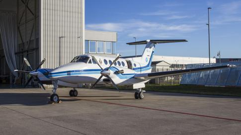 1992 Beech 300LW King Air for Sale in Germany
