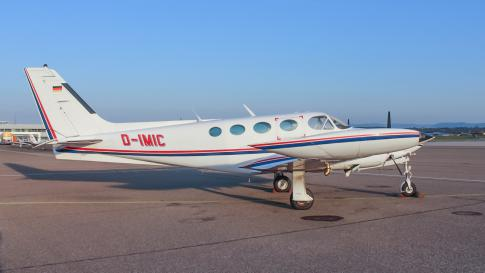 1981 Cessna 340A-II for Sale in Germany