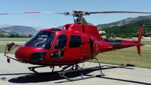 2017 Eurocopter AS 350B3e Ecureuil for Sale in France