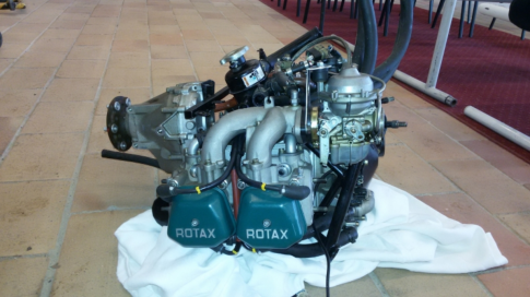 Rotax 912 Uls 100Hp in St Helier, United Kingdom
