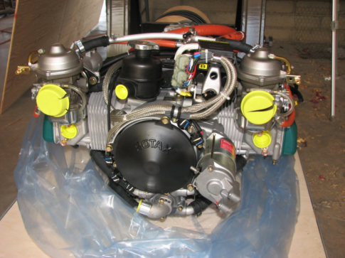 Brand new Rotax 912 Uls 100Hp in United Kingdom