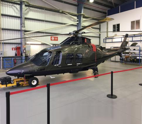 2010 Agusta AW109SP Grand New for Sale in Germany