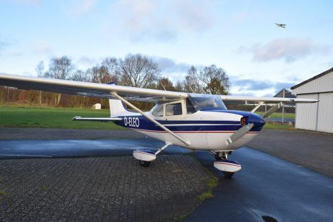 1970 Cessna 172H Reims Rocket for Sale in Rocket 210 PS Hamburg, Germany (EDHE)