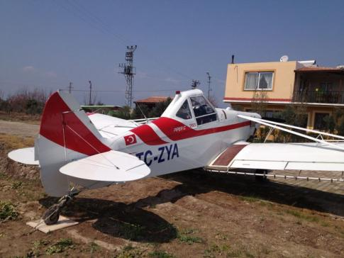 1976 Piper PA-25-260 Pawnee for Sale in Turkey