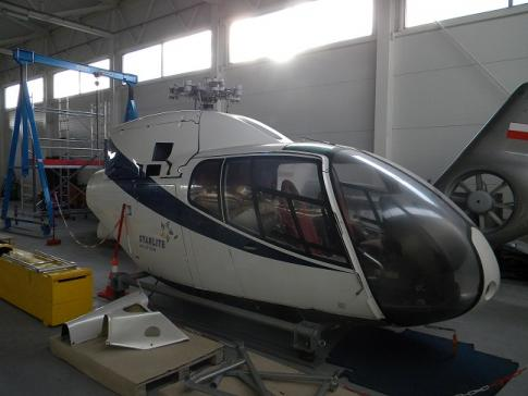 2001 Eurocopter EC 120B Colibri for Sale in Poland