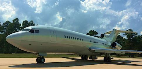 1969 Boeing 727-100 for Sale in United States