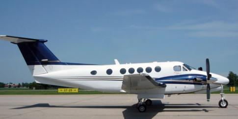 2009 Beech B200GT King Air for Sale in Singapore