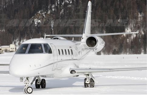 2008 Gulfstream G150 for Sale in Switzerland