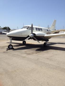 1974 Beech Queen Air for Sale in Beer-Sheba, Israel