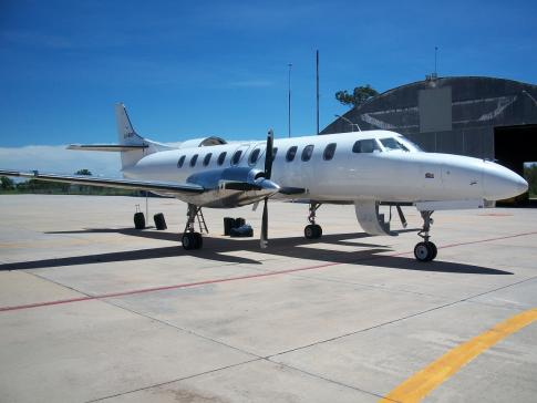 1981 Fairchild Swearingen SA227-AC Metro III for Sale in Argentina