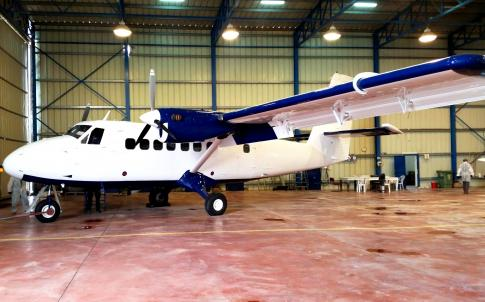 1967 de Havilland DHC-6-100 Twin Otter for Sale in Beer- Sheba, Israel