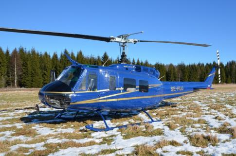 1970 Bell 205/UH-1H Iroquois (Huey) for Sale in Sweden