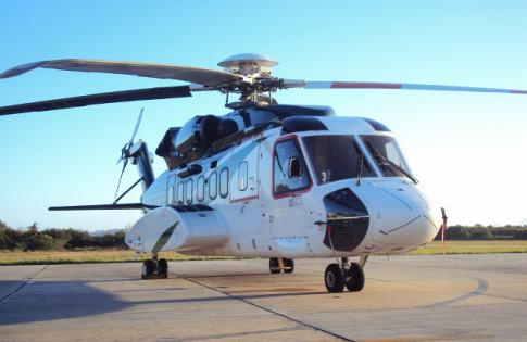 2008 Sikorsky S-92 for Sale in Brazil