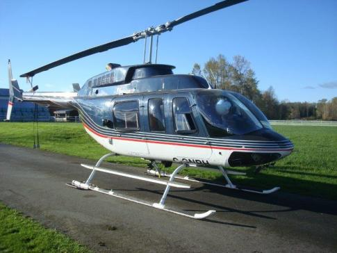 1979 Bell 206L1 LongRanger II for Sale in Vancouver, British Columbia, Canada